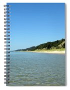 A Perfect Day On The Water Spiral Notebook