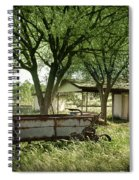 A Place In The Shade Spiral Notebook