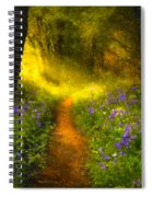 A Place In The Sun - Impressionism Spiral Notebook