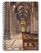 A Place Of Worship Spiral Notebook