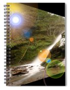 A Place To Day Dream  Spiral Notebook