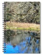 A Place To Ponder 055 Spiral Notebook