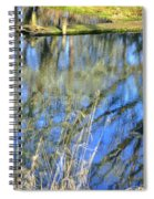 A Place To Ponder 061 Spiral Notebook