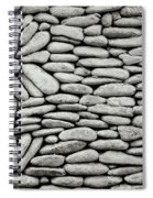 A Plant In The Wall Spiral Notebook