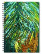 A Popping Pineapple Spiral Notebook