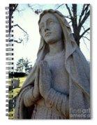 A Prayer Spiral Notebook