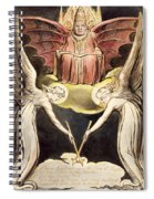 A Priest On Christ's Throne Spiral Notebook