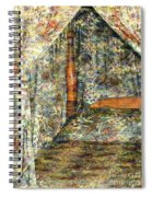 A Profusion Of Chintz Spiral Notebook