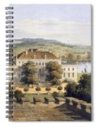 A Prussian Royal Residence, C.1852-63 Spiral Notebook