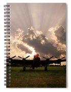 A Quiet Prayer Spiral Notebook