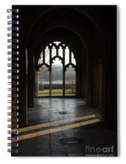 A Ray Of Hope Spiral Notebook
