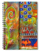 A Rebirth Of Sorts Spiral Notebook