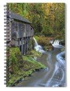 A River Flows Through It Spiral Notebook