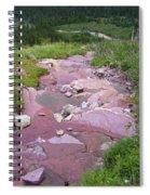 A Rocky Creek Spiral Notebook