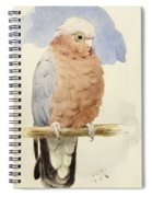 A Rose Breasted Cockatoo Spiral Notebook