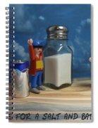 A Salt And Battery Spiral Notebook