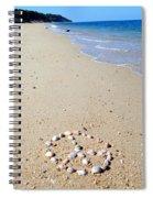 A Scene Of Peace Spiral Notebook