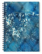 A Sea Of Patterns Spiral Notebook
