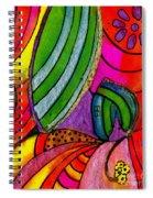 A Shared Fantasy Spiral Notebook