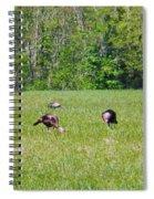 A Shot Of Wild Turkey Spiral Notebook