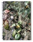 A Sign Of Fall Spiral Notebook
