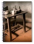 A Simpler Time Spiral Notebook