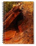 A  Slab Of Rock Spiral Notebook