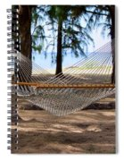 A Snooze By The Ocean Spiral Notebook