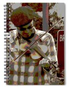 A Song For You Spiral Notebook