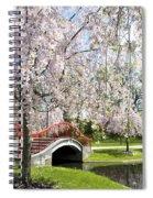 A Spring Walk Spiral Notebook