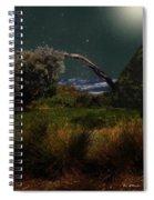 A Sprinkling Of Stars Spiral Notebook