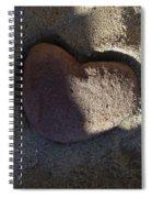 A Stone Heart Spiral Notebook