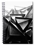A Structure Rises Spiral Notebook