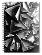 A Structure That Cannot Extinguish The Light Spiral Notebook