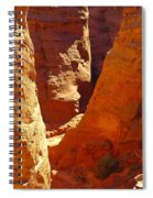 A Sun Soaked Dry Gulch Spiral Notebook