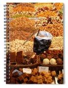 A Sweet Stop Spiral Notebook