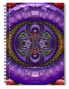 A Tactual Enterprise Spiral Notebook