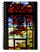 A Tale Of Windows And Magical Landscapes Spiral Notebook
