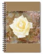 A Textured Dawn Spiral Notebook
