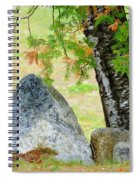 Along The Trail Spiral Notebook