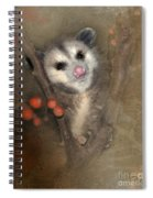 A Thief In The Night Spiral Notebook