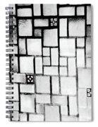 A Tiled Wall Spiral Notebook