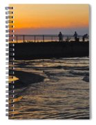 A Time To Reflect Spiral Notebook