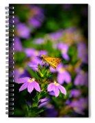 A Top Spiral Notebook