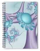 A Tree In A Wonderland 2 Spiral Notebook