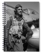 A Tuskegee Airman Spiral Notebook