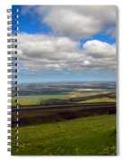 A View From Cabbage Hill Spiral Notebook