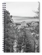 A View From Estes Park Spiral Notebook