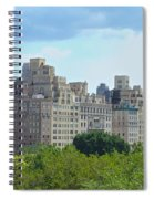 A View From The Met Spiral Notebook
