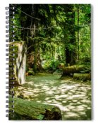 A Walk Among The Giants Collection 3 Spiral Notebook
